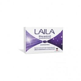 Laila - Contro ansia lieve e disturbi del sonno - 28 Capsule Molli
