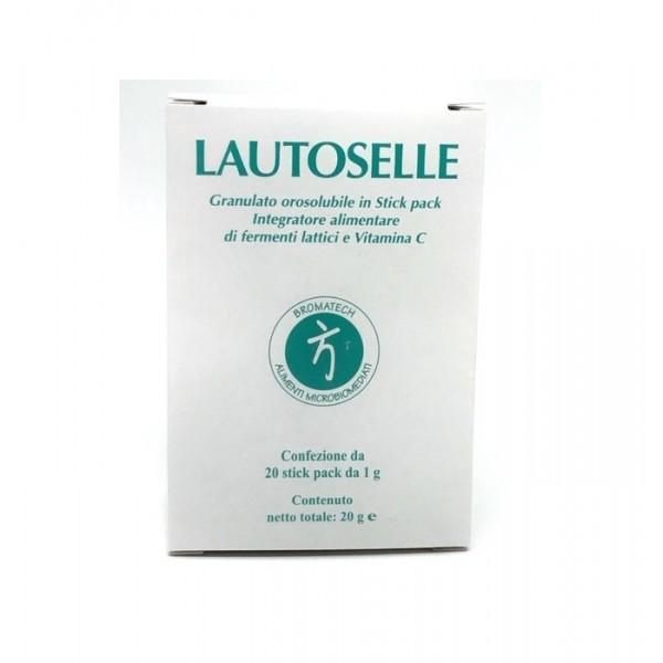 Lautoselle - Integratore di fermenti lat...