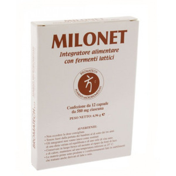 Milonet - Integratore alimentare con fer...