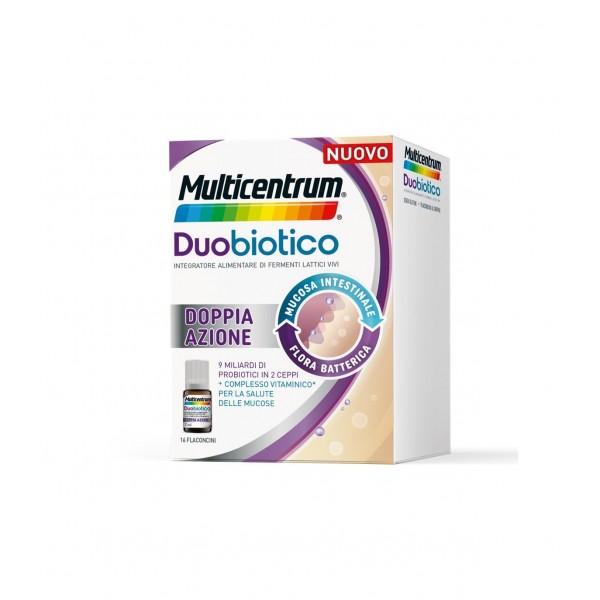 Multicentrum Duobiotico - Integratore pe...