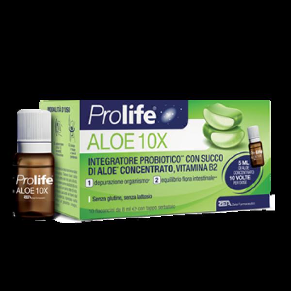 Prolife Aloe 10X - Integratore probiotic...