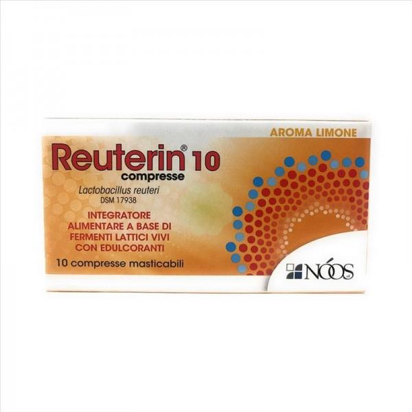 Reuterin 10 - Integratore a base di ferm...
