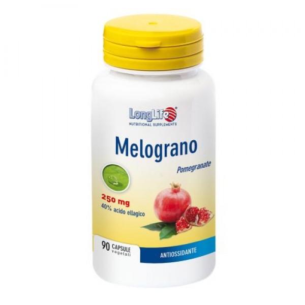 LongLife Melograno - Integratore antiossidante - 90 capsule