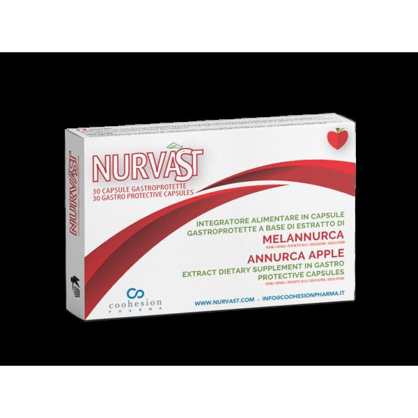 NURVAST - Integratore per il controllo d...