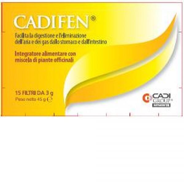 CADIFEN Miscela 15 Filtri