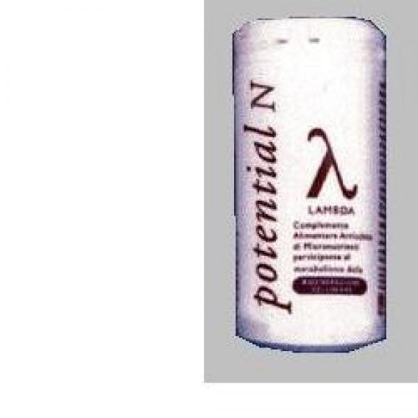 POTENTIAL N Lambda 60 Cps