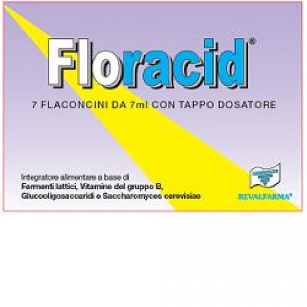 FLORACID 7 Fl.7ml