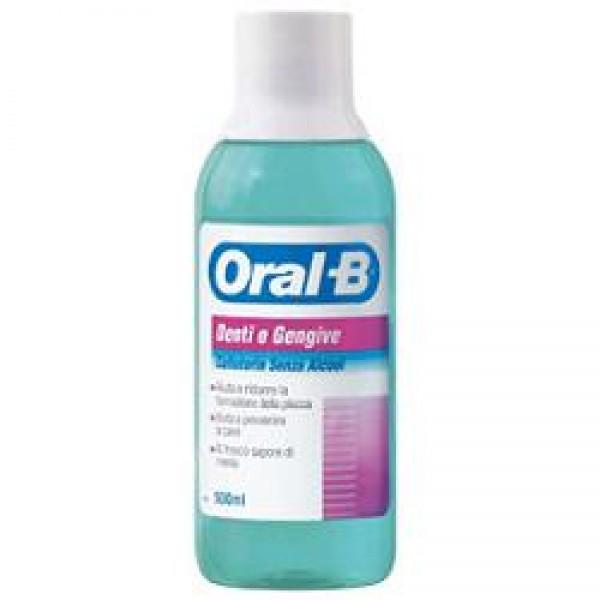 ORAL-B Coll.Denti&Geng.2x500ml