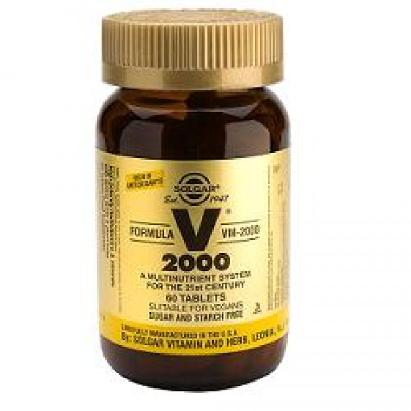 ALIMENTO VM-2000 60 Tav.SOLGAR
