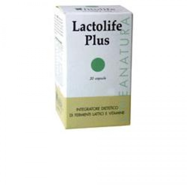 FITOLIFE LACTOLIFE Plus 30 Cps