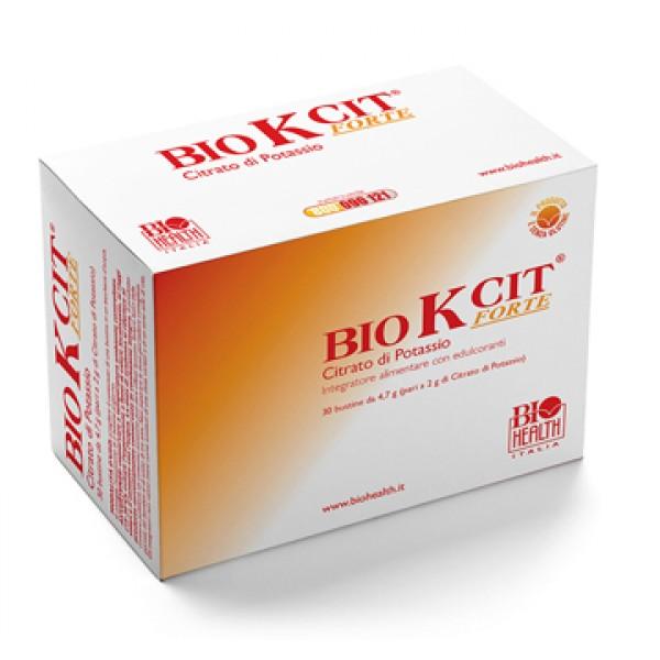 BIO KCit Forte 30 Bust.4,7g