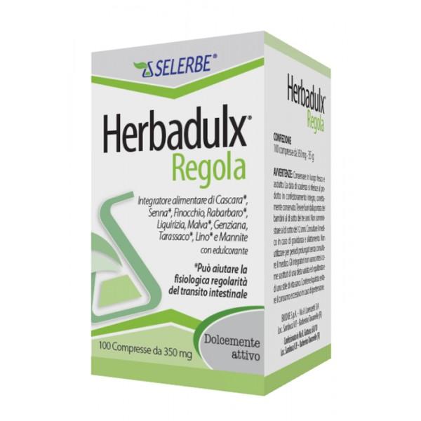 HERBADULX Reg.100 Cpr  SELERBE