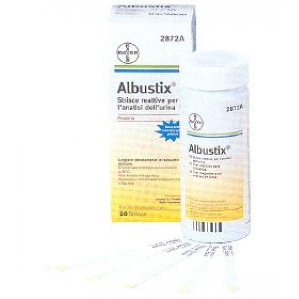 ALBUSTIX 2872 50 Strisce