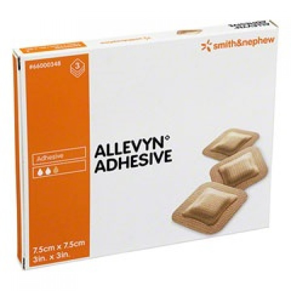 ALLEVYN ADH cm 7,5x7,5 3pz
