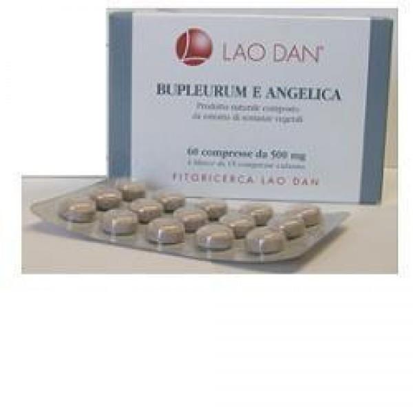 BUPLEURUM Angelica 60 Cpr
