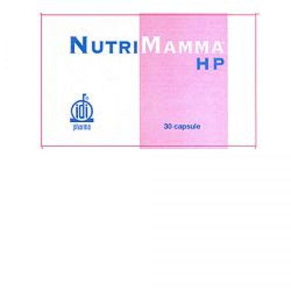 NUTRIMAMMA HP Integratore 30 Capsule