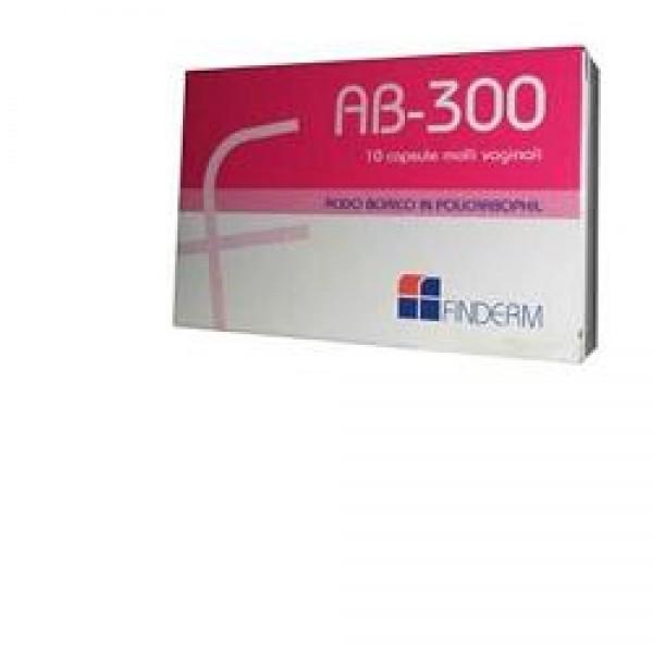 AB 300 10 Capsule Vaginali