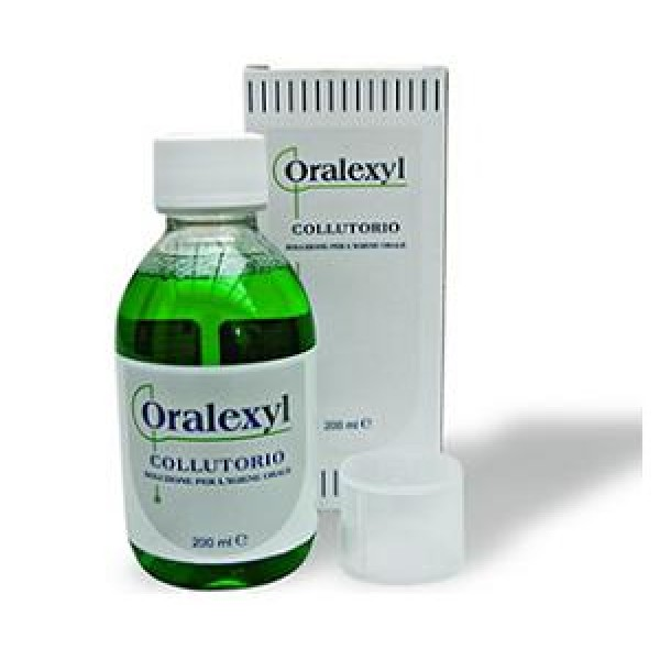 ORALEXYL Collut.200ml