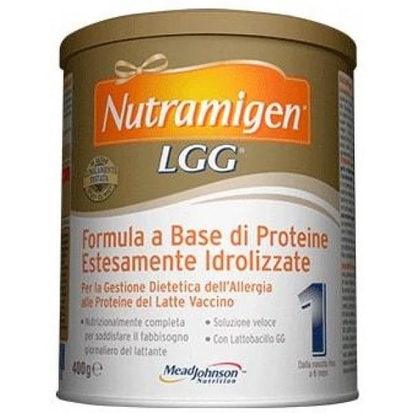NUTRAMIGEN 1 LGG 400g(0-6mesi)