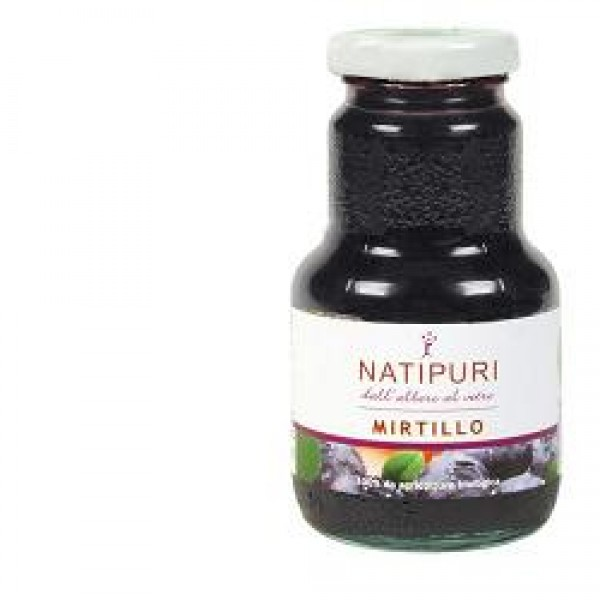 NATIPURI Succo Mirtillo 200ml
