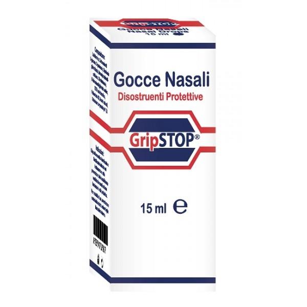 GRIP STOP Gtt Nasali 15ml