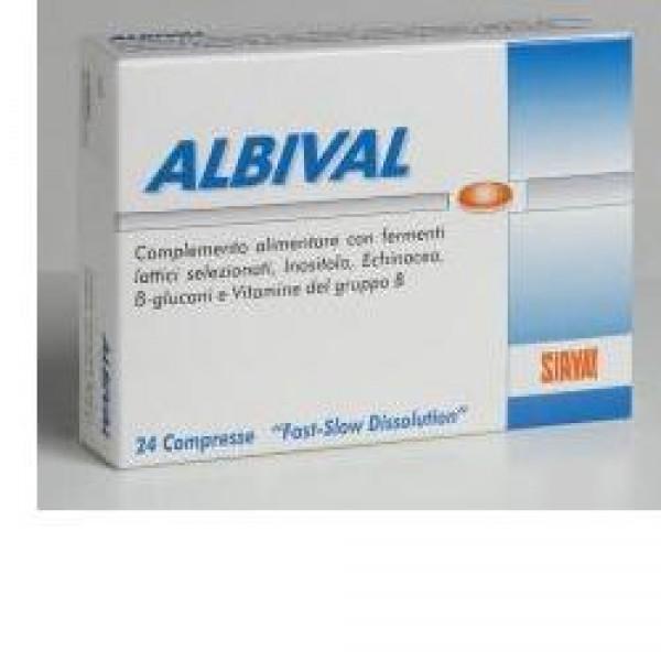 ALBIVAL 24 Cpr
