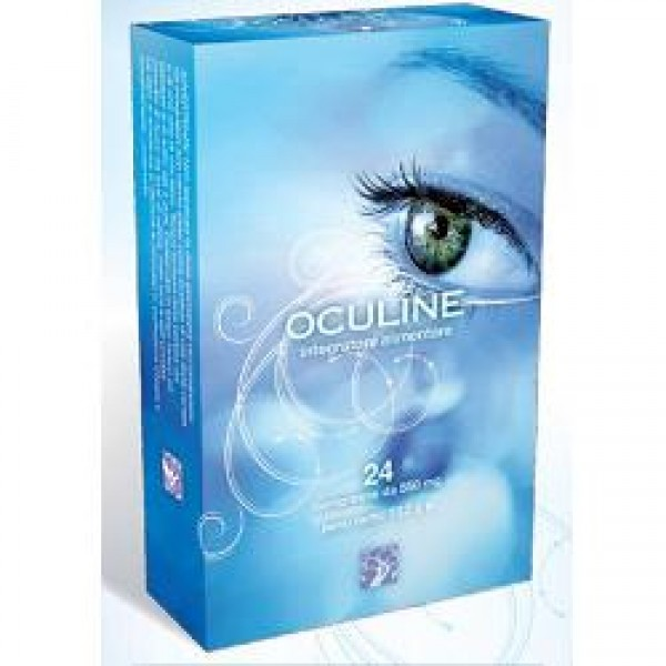 OCULINE 24 Cpr 550mg