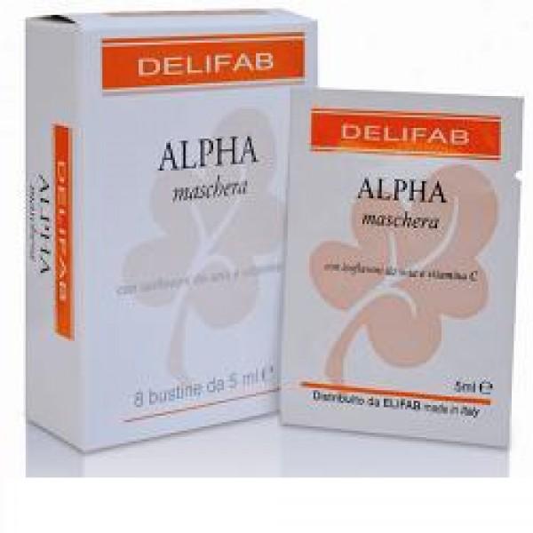 DELIFAB Alpha Maschera 40ml