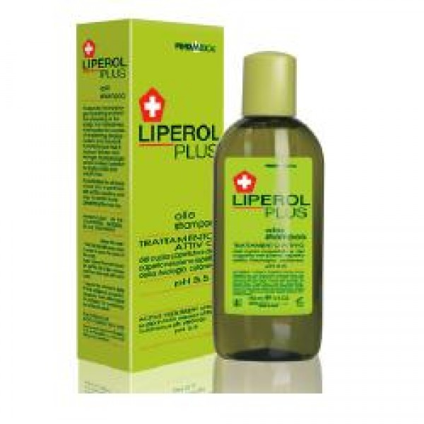 LIPEROL Plus Olio Shampoo 150 ml