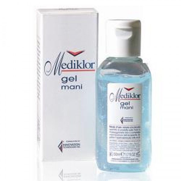 MEDIKLOR Gel Mani 50ml