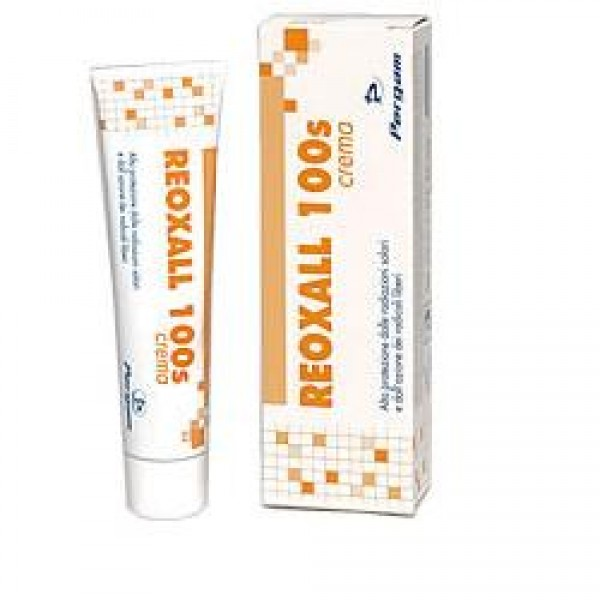 REOXALL 100S Crema 30ml