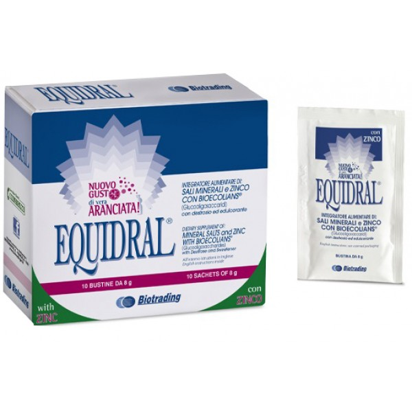 EQUIDRAL 10 Bust.80g