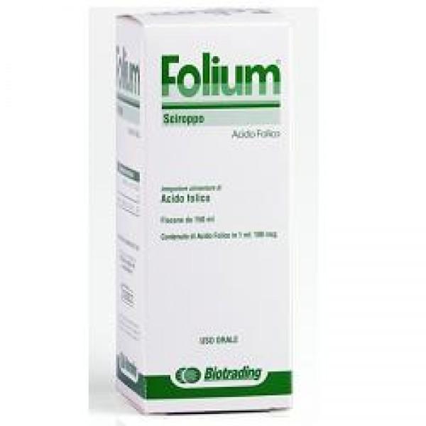 FOLIUM Sciroppo 150ml