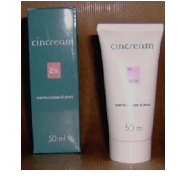 CINCREAM Cr.Ossido Zinco 50ml