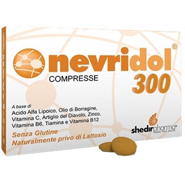 NEVRIDOL 40 Compresse 700mg