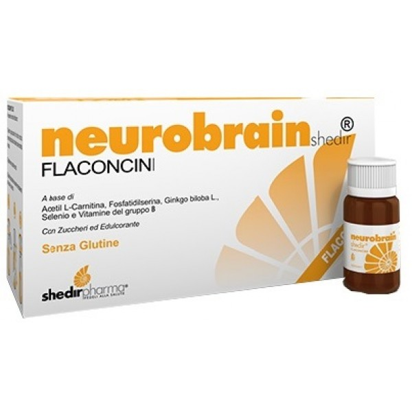 NEUROBRAIN Shedir 10 flaconcini 10 ml