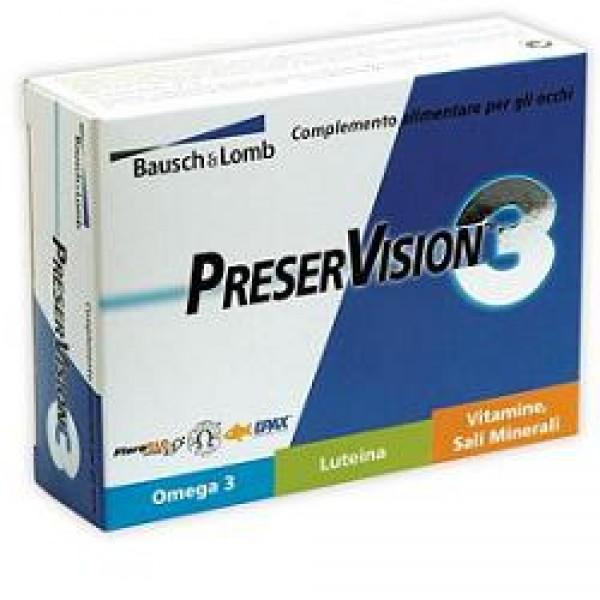 PRESERVISION*3 30 Cps