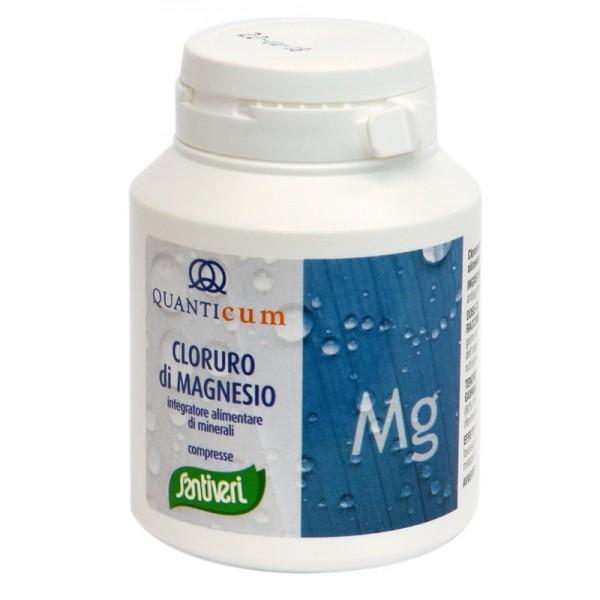 Mg Magnesio Cloruro 200 Compresse
