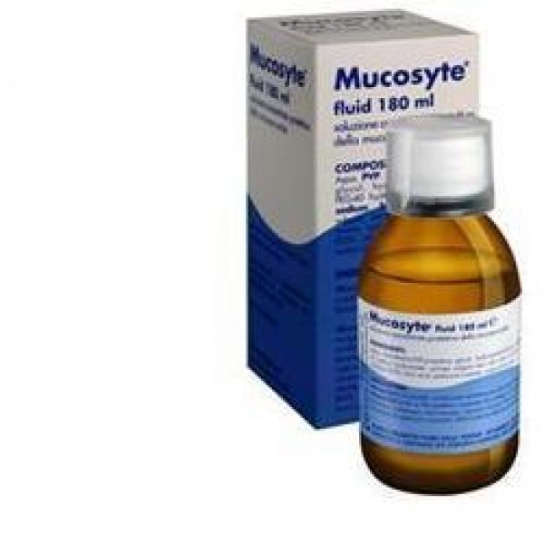 MUCOSYTE Fluid 180ml