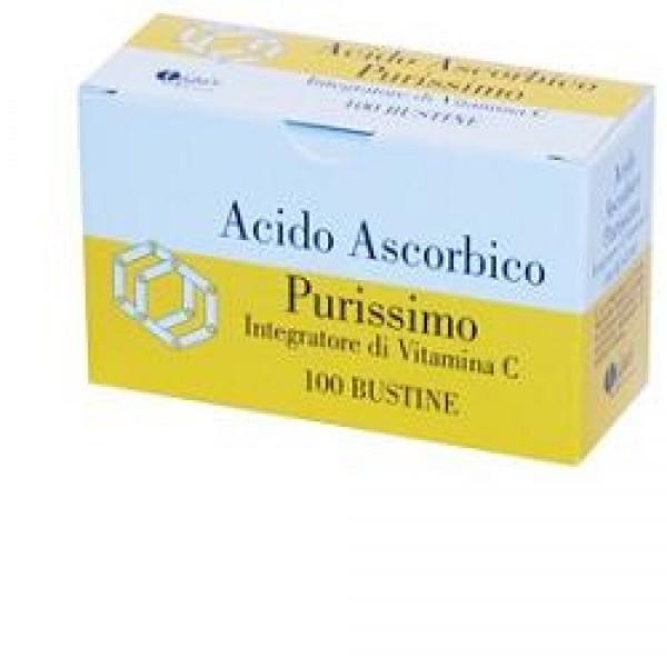 ACIDO Ascorb.Puriss.100 Bust.