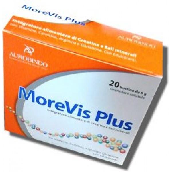 MOREVIS Plus 20 Bust.6g