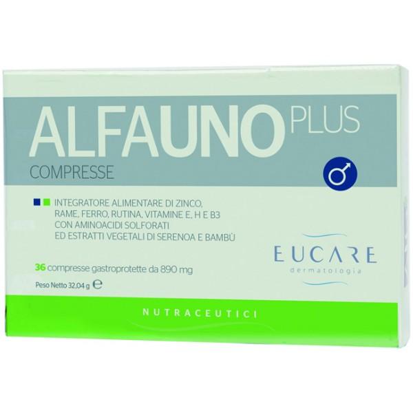 ALFAUNO Plus 36 Compresse 510 mg