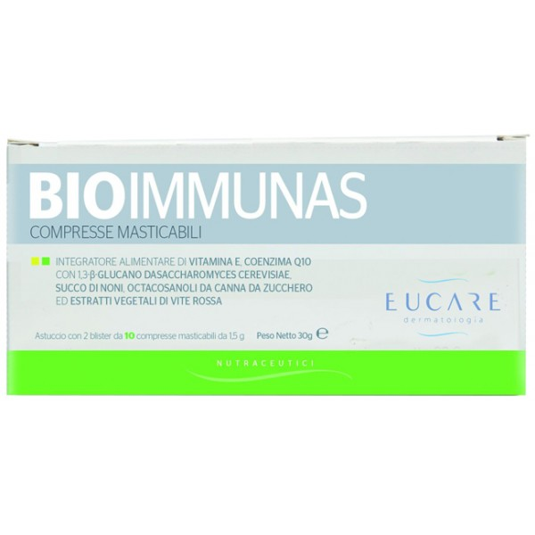 BIOIMMUNAS 20 Cpr