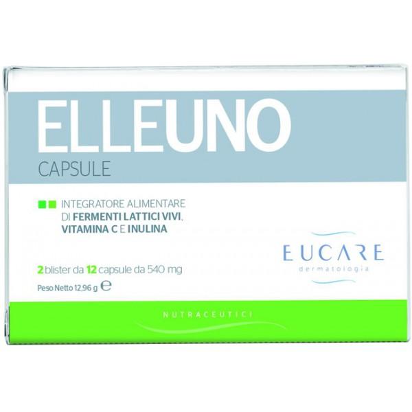 ELLE-UNO 24 Compresse 610 mg