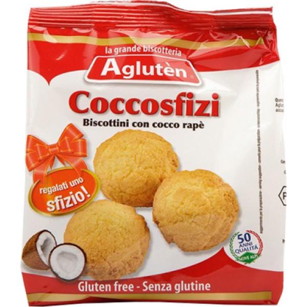 AGLUTEN Bisc.Coccosfizi 100g