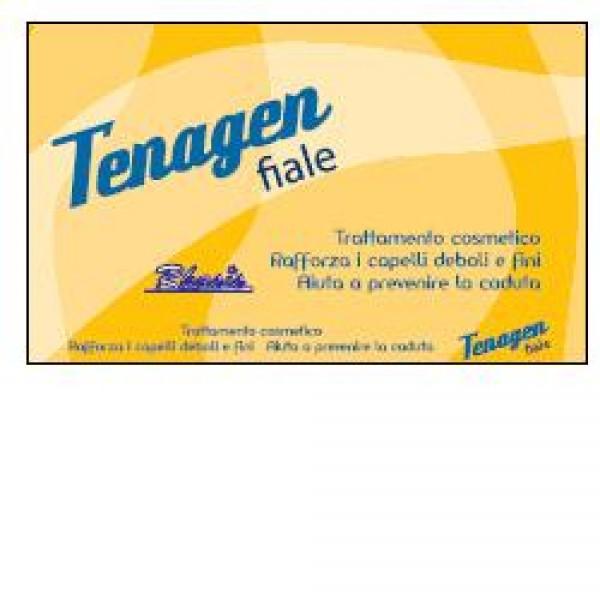 TENAGEN Tratt.Capelli 10f.10ml