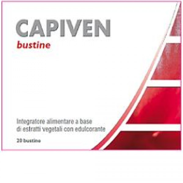 CAPIVEN 20 Bustine 6g