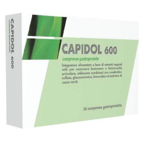 CAPIDOL 30 Cpr 600mg
