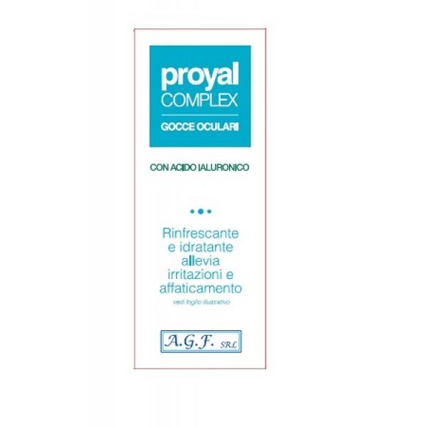 PROYAL Cpx Gtt Oculari 15ml