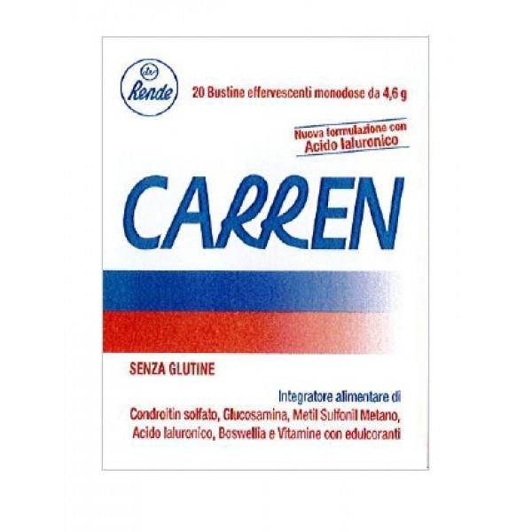 CARREN 20 Bustine 4,6g